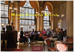 Wiener Caféhaus Kultur 2022 L 35x50cm von Schawe,  Heinz-werner