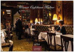 Wiener Caféhaus Kultur 2022 S 24x35cm von Schawe,  Heinz-werner