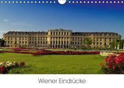 Wiener Eindrücke (Wandkalender 2018 DIN A4 quer) von Dopplinger,  Christoph