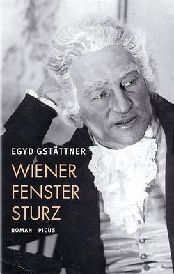 Wiener Fenstersturz von Gstättner,  Egyd