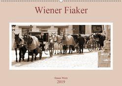 Wiener Fiaker (Wandkalender 2019 DIN A2 quer) von Wirtz,  Hanne