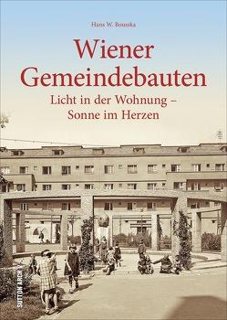 Wiener Gemeindebau von Bousska,  Hans Werner
