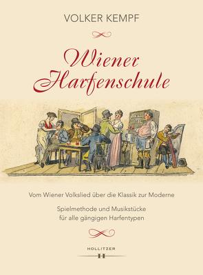 Wiener Harfenschule von Kempf,  Volker
