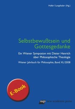 Wiener Jahrbuch für Philosophie 2008 von Hofer,  Michael, Langthaler,  Rudolf