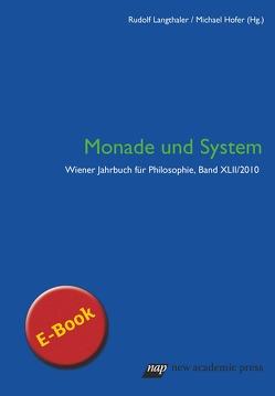 Wiener Jahrbuch für Philosophie 2010 von Hofer,  Michael, Langthaler,  Rudolf