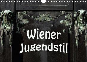 Wiener Jugendstil (Wandkalender 2018 DIN A4 quer) von Robert,  Boris
