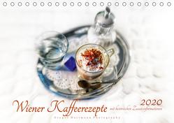 Wiener Kaffeerezepte (Tischkalender 2020 DIN A5 quer) von Hartmann,  Gregor