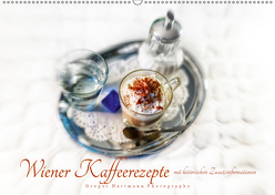 Wiener Kaffeerezepte (Wandkalender 2019 DIN A2 quer) von Hartmann,  Gregor