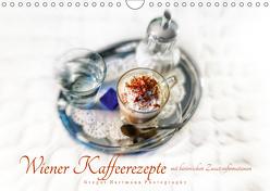Wiener Kaffeerezepte (Wandkalender 2019 DIN A4 quer) von Hartmann,  Gregor