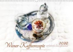 Wiener Kaffeerezepte (Wandkalender 2020 DIN A3 quer) von Hartmann,  Gregor