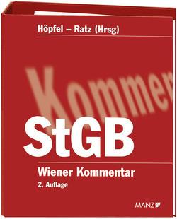Wiener Kommentar zum Strafgesetzbuch 2.Auflage von Höpfel,  Frank, Ratz,  Eckart