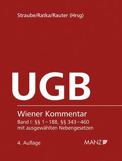 Wiener Kommentar zum UGB 4. Auflage von Ratka,  Thomas, Rauter,  Roman Alexander, Straube,  Manfred
