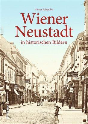 Wiener Neustadt von Sulzgruber,  Werner