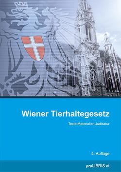 Wiener Tierhaltegesetz von proLIBRIS VerlagsgesmbH