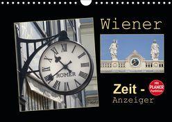 Wiener Zeit-Anzeiger (Wandkalender 2019 DIN A4 quer) von Keller,  Angelika
