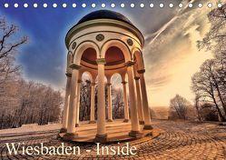 Wiesbaden – Inside (Tischkalender 2019 DIN A5 quer) von Eckerlin,  Claus