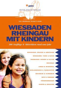Wiesbaden Rheingau mit Kindern von Schmitt-Burk,  Eberhard