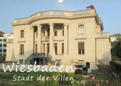 Wiesbaden – Stadt der Villen (Wandkalender 2021 DIN A3 quer) von Abele,  Gerald