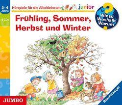 Wieso? Weshalb? Warum? junior. Frühling, Sommer, Herbst und Winter von Bareither,  Julia, Elskis,  Marion, Erne,  Andrea