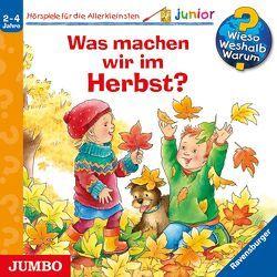 Wieso? Weshalb? Warum? junior. Was machen wir im Herbst? von Bareither,  Julia, Elskis,  Marion, Erne,  Andrea