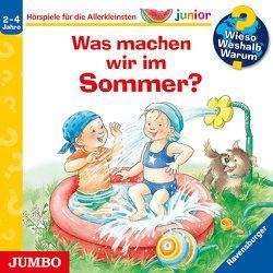 Wieso? Weshalb? Warum? junior. Was machen wir im Sommer? von Bareither,  Julia, Elskis,  Marion, Mennen,  Patricia