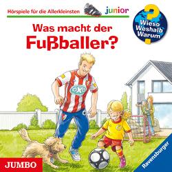 Wieso? Weshalb? Warum? junior. Was macht der Fußballer? von Hasse,  Greta, Heinecke,  Niklas, Nieländer,  Peter