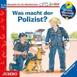 Wieso? Weshalb? Warum? junior. Was macht der Polizist? von Erne,  Andrea, Heinecke,  Niklas, Richter,  Vincent