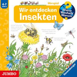 Wieso? Weshalb? Warum? Wir entdecken Insekten von Szylowicki,  Sonja, Weinhold,  Angela