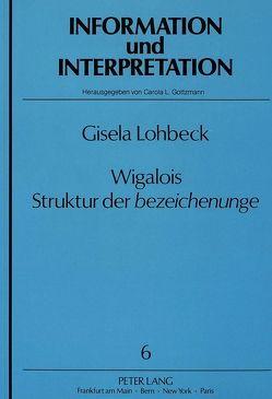 Wigalois von Lohbeck,  Gisela