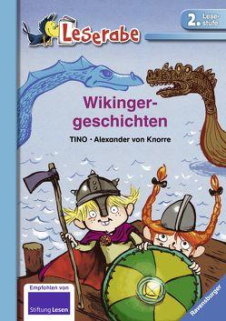 Wikingergeschichten von Tino, von Knorre,  Alexander