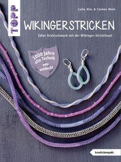 Wikingerstricken (kreativ.kompakt.) von Klein,  Carmen, Klös,  Lydia