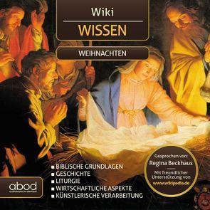 Wikipedia Wissen – Weihnachten von Beckhaus,  Regina