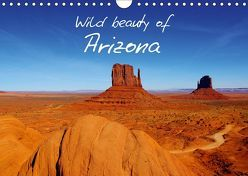Wild beauty of Arizona (Wandkalender 2019 DIN A4 quer) von Del Luongo,  Claudio