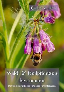 Wild- & Heilpflanzen bestimmen von Zindler,  Haideé