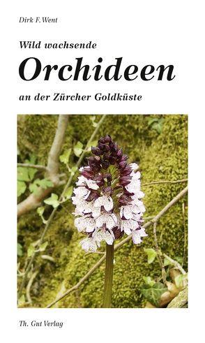 Wild wachsende Orchideen an der Zürcher Goldküste von Went,  Dirk F.