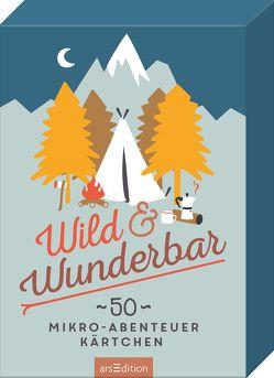 Wild & Wunderbar von Schatz,  Franziska Marielle