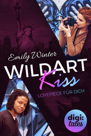 WildArt Kiss. Lovepiece für dich (Mysterious Metropolitan Love 2 ) von Winter,  Emily