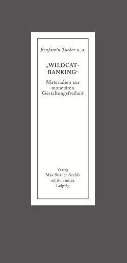 """""""WILDCAT-Banking"""" von Senft,  Gerhard"""