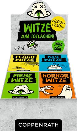 Wild+Cool: Witze zum Totlachen von Lehmköster,  Guido, Witzka,  Heide