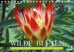 Wilde Blüten: Wildblumen aus aller Welt (Tischkalender 2019 DIN A5 quer) von CALVENDO