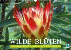 Wilde Blüten: Wildblumen aus aller Welt (Wandkalender 2021 DIN A3 quer) von CALVENDO