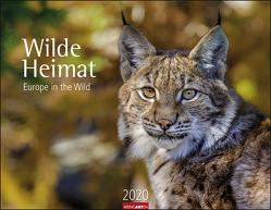 Wilde Heimat Kalender 2020 von Weingarten