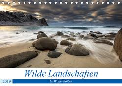 Wilde Landschaften (Tischkalender 2019 DIN A5 quer) von Stoiber,  Woife