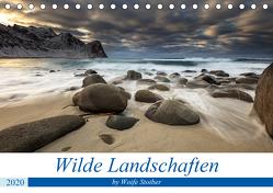 Wilde Landschaften (Tischkalender 2020 DIN A5 quer) von Stoiber,  Woife