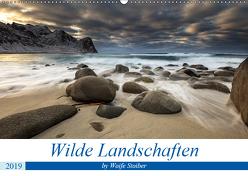 Wilde Landschaften (Wandkalender 2019 DIN A2 quer) von Stoiber,  Woife
