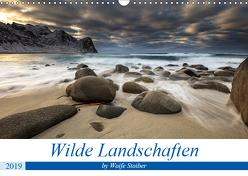 Wilde Landschaften (Wandkalender 2019 DIN A3 quer) von Stoiber,  Woife