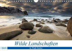 Wilde Landschaften (Wandkalender 2019 DIN A4 quer) von Stoiber,  Woife