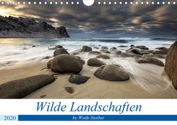 Wilde Landschaften (Wandkalender 2020 DIN A4 quer) von Stoiber,  Woife