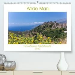 WIlde Mani (Premium, hochwertiger DIN A2 Wandkalender 2020, Kunstdruck in Hochglanz) von Wagner,  Hanna