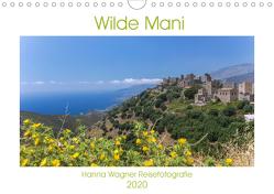 WIlde Mani (Wandkalender 2020 DIN A4 quer) von Wagner,  Hanna